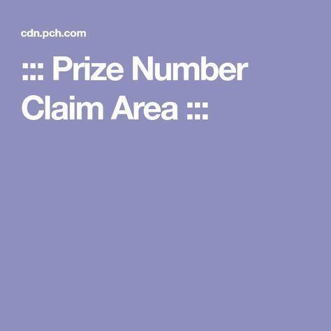 Winning Number Found Report | PCH Blog I cynthia dehler want