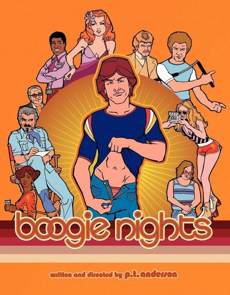 Hd 1080p Boogie Nights Pelicula Completa En Espanol Latino Mega