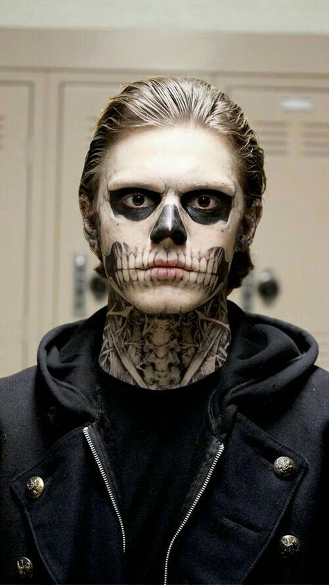 Evan peters oneshots & Lemons - Tate langdon {One shot} - American Horror Story - Celebridades American Horror Stories, American Horror Story Seasons, American Horror Story Characters, Ahs Characters, Tate And Violet, Marvel Comics, Wattpad, Emma Roberts, Horror Movies