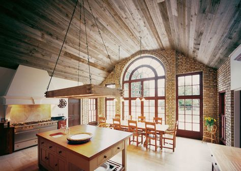 Style Inspiration: Unmilled Barnwood from Ebony and Co