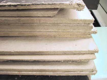 Homasote Fiber Board Building Materials Fiber Watercolor Paper