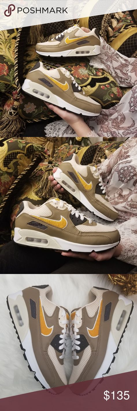 timeless design 1e51b d674d Nike Air Max 90 Premium iD Custom Shoes New Without Box, 100% Authentic,