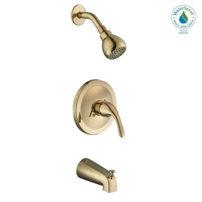 Kohler Revival Single Handle 1 Spray 2 5 Gpm Tub And Shower Faucet
