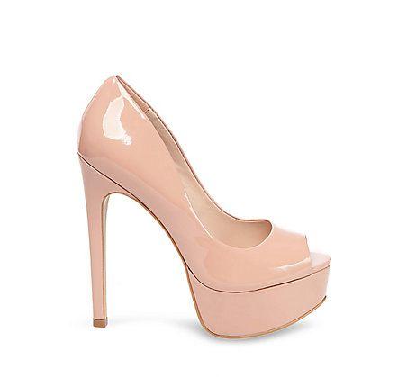 DEANNA BLACK NUBUCK   Heels, Womens