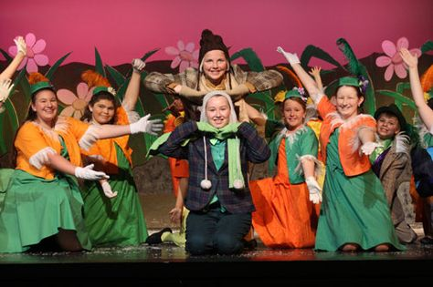 Roberta Jones Junior Theatre Presents A Year With Frog And Toad