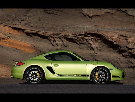 2013 Porsche Cayman R