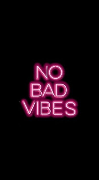 Nothing But Love And Respect And Appreciation No Bad Vibes In 2020 Wallpaper Iphone Neon Neon Light Wallpaper Neon Wallpaper