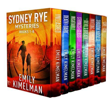 Sydney Rye Mysteries Books 1-8 Box Set - Ebook