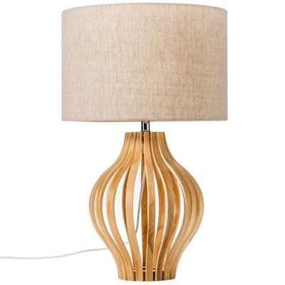 Bentwood Pine Table Lamp In 2021 Table Lamp Lamp Pine Table