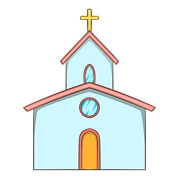 Church Icon Cartoon Style Style Icons Cartoon Icons Church Icons Png And Vector With Transparent Background For Free Download Church Icon Cartoon Styles Cartoon Icons