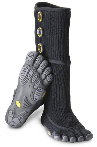 KMD Evo, Chaussures de Fitness Homme, Multicolore (Black/Grey), 42 EUVibram Fivefingers