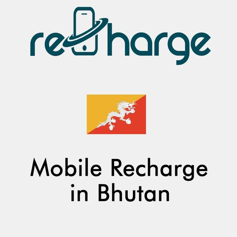 Mobile Recharge in Bhutan. Use our website with easy steps to recharge your mobile in Bhutan. #mobilerecharge #rechargemobiles https://recharge-mobiles.com/