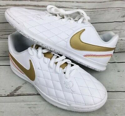 Ebay Sponsored Nike Tiempo X 10r Soccer Shoes Indoor 7 Academy Club Ronaldinho Finale Youth 3 In 2020 Soccer Shoes Indoor Soccer Shoes Nike