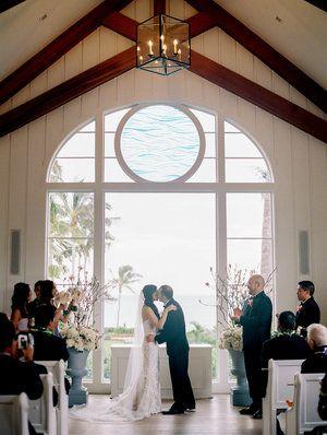 Four Seasons Oahu Wedding Chapel Hawaiian Wedding Ashley Goodwin Photography Event Coordinator L 4 Love Eve Oahu Wedding Chapel Wedding Hawaiian Wedding