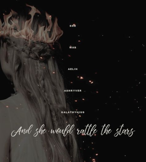 Throne of glass aelin | Tumblr