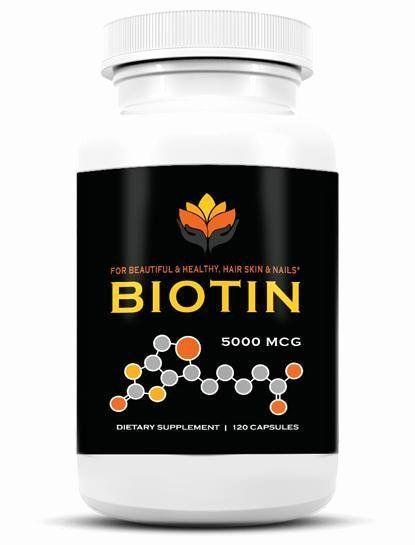 Hair And Nail Vitamins Walmart Beautiful Buy Premium Biotin 5 000 Mcg Per Capsule Vegan Friendly In 2020 Biotin Hair And Nails Vitamins Vitamins For Hair Growth