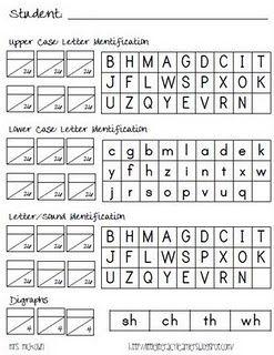 Letter-Sound Assessment