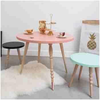 Table Enfant Scandinave Table Basse Table Pliante Et Table