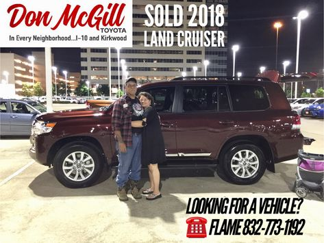 Don Mcgill Toyota 11800 Katy Freeway Houston Tx 77079 Sold 2018