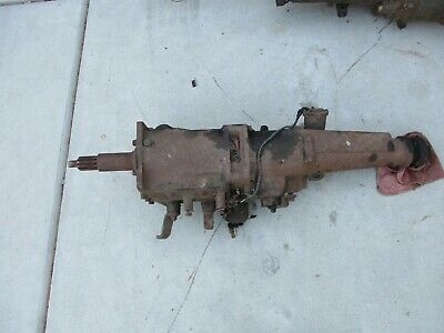Ad Ebay 1956 Ford F100 Borg Warner Overdrive 3 Speed Transmission