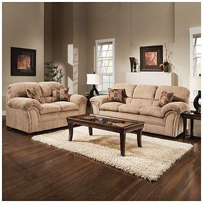 Simmons® Champion Tan Set at Big Lots. | Living room sets ...