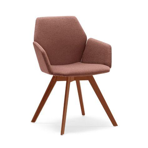 Schoner Wohnen Stuhl Honey S206 Rot Stoff In 2020 Zimmereinrichtung Roter Stoff Stuhle