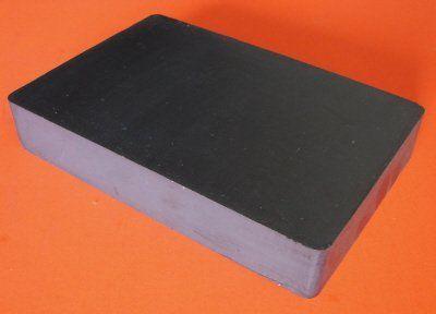 Amazon Com Applied Magnets Ceramic Magnet 6 X 4 X 1 Block C8 Industrial Scientific In 2020 Ferrite Magnet Magnet Crafts Magnets