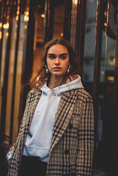 Street Style auf der Paris Fashion Week Herbst Winter 2018/19, #fashion #herbst #paris #street #style #winter