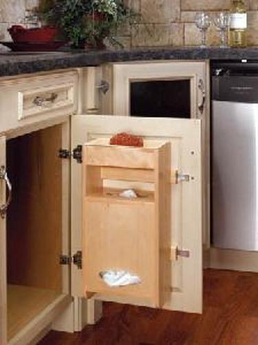 10 Inch Door Mount Spice Rack 4sr 15 Grocery Bag Storage Plastic Bag Storage Diy Cabinet Doors