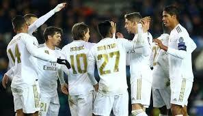 مشاهدة مباراة ريال مدريد واتلتيك بلباو بث مباشر اليوم 22 12 2019 فى الدورى الاسبانى Real Madrid Real Madrid Football Madrid
