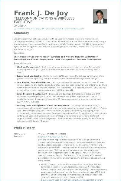Unit Deployment Manager Resume