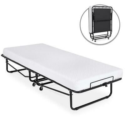 Advertisement Guest Bed Twin Roll Away Cot Sized Mattress W 3 In Memory Foam In 2020 Folding Guest Bed Guest Bed Mattress