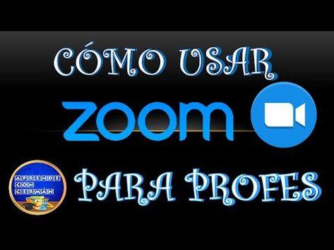 Cómo Dar Clases Virtuales Usando Zoom Funciones Principales Youtube Libros Sobre Educacion Clases En Linea Educacion Virtual