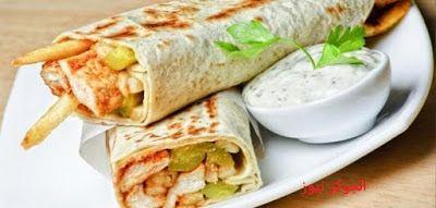 الجوكر نيوز طريقة عمل شاورما الدجاج السورية في المنزل بالطعم ا In 2020 Food Palestinian Food Morning Food