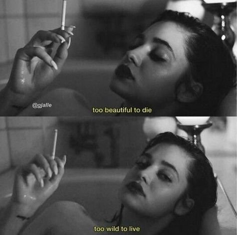 Shared by Acidic sugar. Find images and videos about black and white, cigarette and relatable on We Heart It - the app to get lost in what you love.