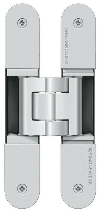 Concealed Hinge Tectus Te 340 3d In The Hafele America Shop In 2020 Concealed Hinges Design Hinges