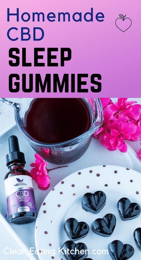 Do CBD GUMMIES Assist With Sleep?