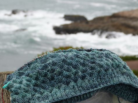 Ravelry: bearknitter's Sonoma Sea Song - Pattern Song of the Sea by Louise Zass-Bangham