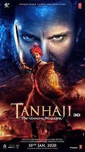 123movies Watch Tanhaji The Unsung Warrior Fullmovie Free Online Di 2020 Hindi Movies Saif Ali Khan Drama
