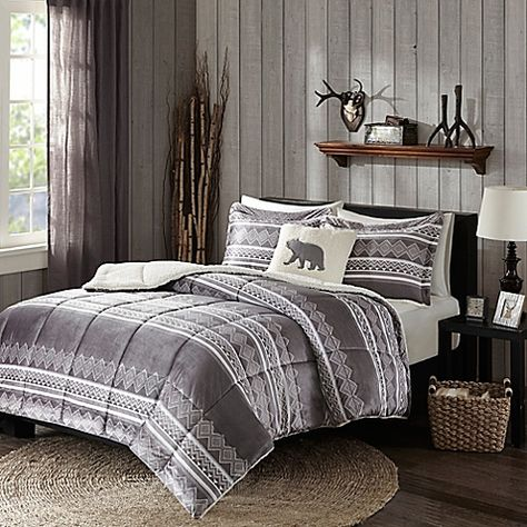 Create A Cozy And Warm Look In Your Room With The Woolrich