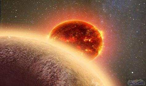 علماء يكتشفون أول كوكب يحتوي على أكسجين تمكن علماء الفلك من