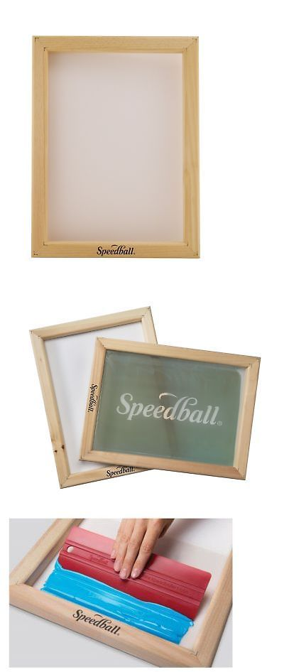 Screen Printing Frames 183114 Speedball 16 Inch By 20 Inch Screen Printing Frame Buy It Now Only 27 45 On Eb Screen Printing Frame Frame Screen Printing
