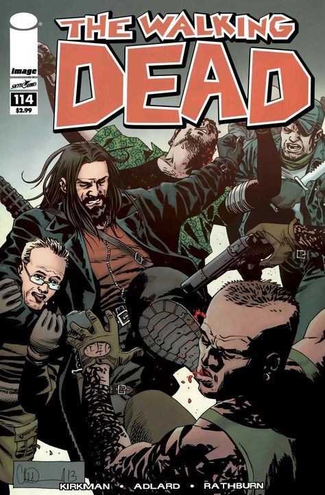 Read Comics Online Free - The Walking Dead - Chapter 114 - Page 1