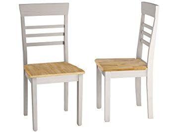 Esszimmerstuhle Weiss Landhaus In 2020 Home Decor Dining Chairs Furniture