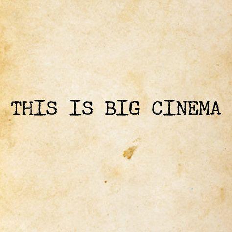 big cinema                                                                                                                                                                                 Mehr