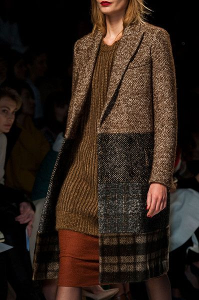 MaxMara at Milan Fashion Week Fall 2014 - Details Runway Photos