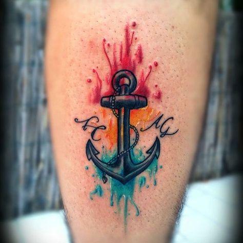 Tatuajes De Anclas 237 Fotos Significado Hombre Mujer Tatuajes De Anclas Tatuajes De Diamantes Y Tatuajes Populares