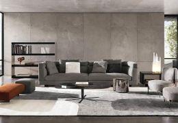 Minotti Sofa Kollektion 2018 Schoner Wohnen Wohnen Modernes Sofa