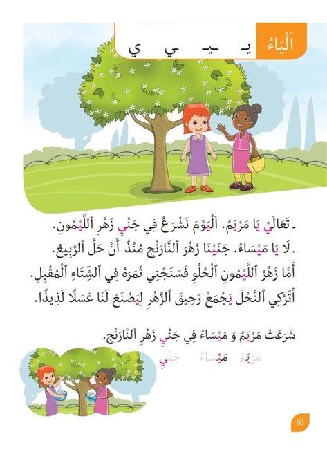 كتب مدرسية أنيسي كتاب القراءة لتلاميذ السنة الاولى من التعليم الاساسي موقع مدرستي In 2020 Arabic Alphabet Letters Lettering Alphabet Learning Arabic