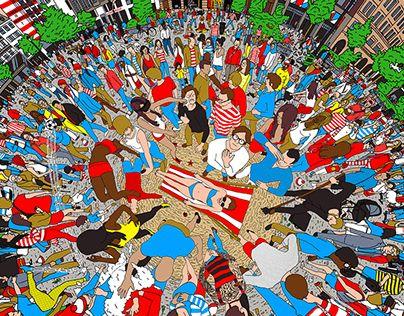 Fan Art 360 Where S Waldo